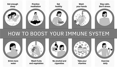 这些生活习惯正在偷走你的免疫力